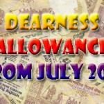 Dearness allowance from July 2013