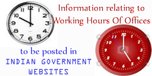 Information-relating-to-Working-Hours