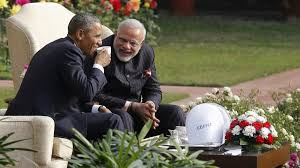 An Interesting and Inspiring interaction of PM Shri Narendra Modi and US President Shri Barack Obama with Public