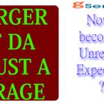 Merger of DA