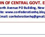 Central government employees