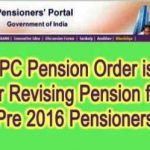 7th CPC pension revisions should not be delayed for the want of Aadhaar number and PAN number
