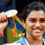 Sindhu Gets Group-1 officer post in  AP Government and Cash Awards