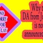Why the DA from July 2016 is not announced yet..?
