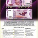 RBI will shortly issue ₹ 2000 denomination banknotes
