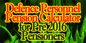 Defence-Personnel-Pension-Calculator-for-Pre-2016-Pensioners