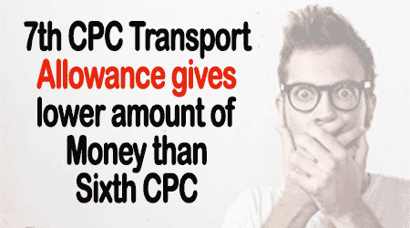 Transport Allowance Calculation
