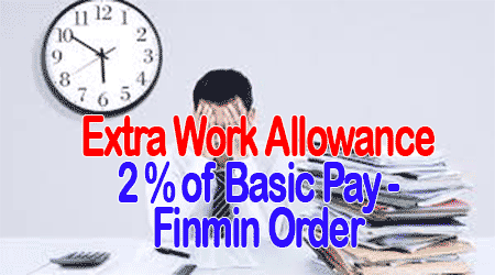 Extra Work Allowance