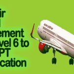 LTC Air Travel Entitlement for Level 6 to 8 - DoPT Clarification