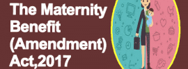 Maternity Benefit Act for working women to be enforced effectively