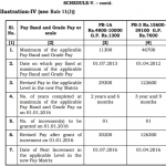 Bonus Increment for Stagnation in TN Revised Pay Rules 2017