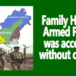 Family HRA to Armed Forces was accepted without change