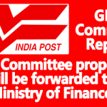 Revision of GDS Pay and Allowances is cleared by Finance Ministry