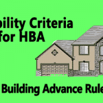 Eligibility Criteria for House Building Advance