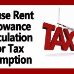 Calculate HRA Exemption from Income tax