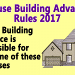House Building Advance is admissible for only one of these purposes