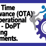 Over Time Allowance (OTA) to Operational Staff - DoPT seeking Comments.