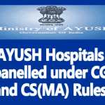 AYUSH Hospitals Empanelled