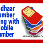Aadhaar Number Linking with Mobile Numbers