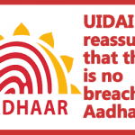 Aadhaar biometric database