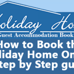 How to Book Holiday Home online - Step by Step guide