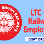 LTC to Railway employees