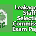 Leakage of Staff Selection Commission Exam Papers