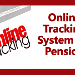 Online Tracking System for Pension