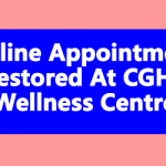 CGHS Online Appointment Booking Restored At Wellness Centre