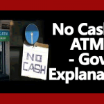 No Cash in ATMs