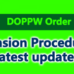 Pension Procedure Latest updates