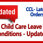 Child Care Leave Conditions - Updated