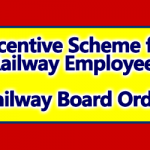 Incentive Scheme for Railway Employees