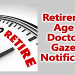 Retirement Age of Doctors