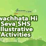 Swachhata Hi Seva SHS illustrative Activities