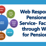 Web Responsive Pensioners Service- Facilities through WRPS for Pensioners