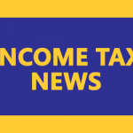 Filing of Income Tax Returns registers an upsurge of 71% up to 31st August,2018
