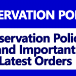 Reservation Policy and Important Orders