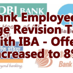 Bank Employees Wage Revision Talks with IBA