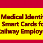 Medical Identity Smart Cards for Railway Employees
