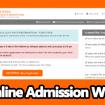 KV Online Admission Website