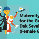 Maternity leave for the Gramin Dak Sevaks (Female GDS)