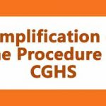 Simplification of the Procedure in CGHS