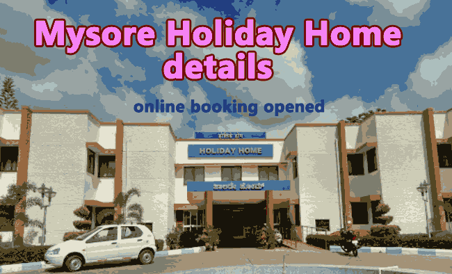 Mysore Holiday Home Address Phone Numbers