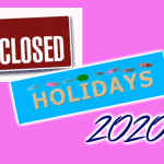 Closed Holidays 2020 cannot be changed - DoPT Clarification