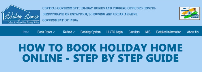 How to Book Holiday Home online Step by Step guide