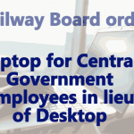 Laptop for Central Government Employees