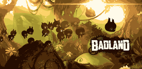 Badland is listed in the Top 10  Android Games