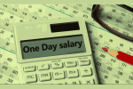 How to Calculate One Day salary for Central Government Employees
