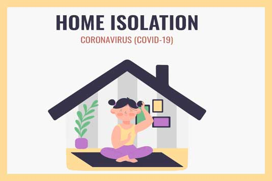 Anybody Want Home Isolation for mild COVID 19 Symptoms-Guidelines for You